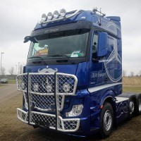 A47-1,Highway,Mercedes New Actros-Streamspace-(2500),blue,blå,presentation,