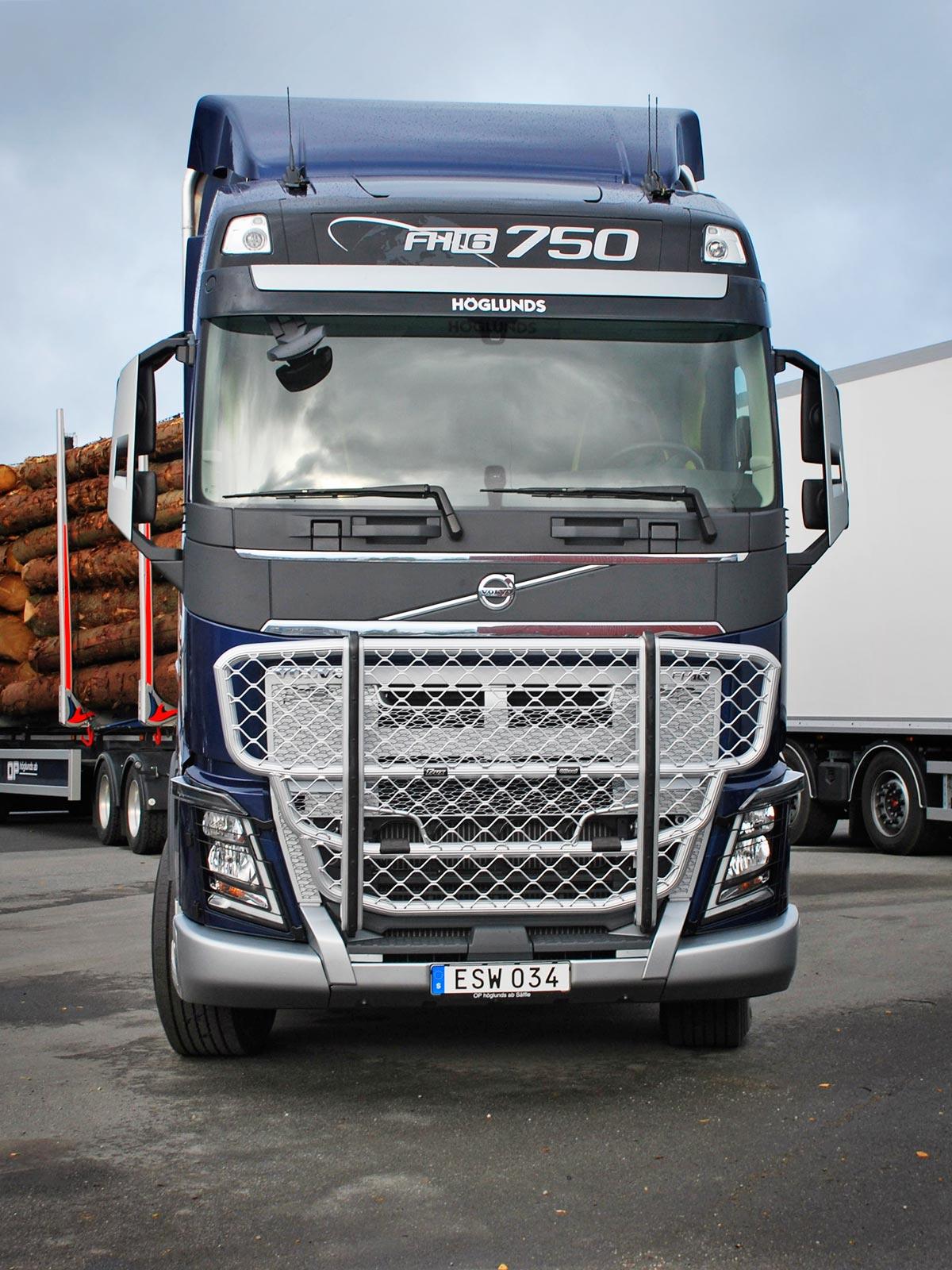 Trux Offroad for the Volvo FH4 Bump-HD - Trux