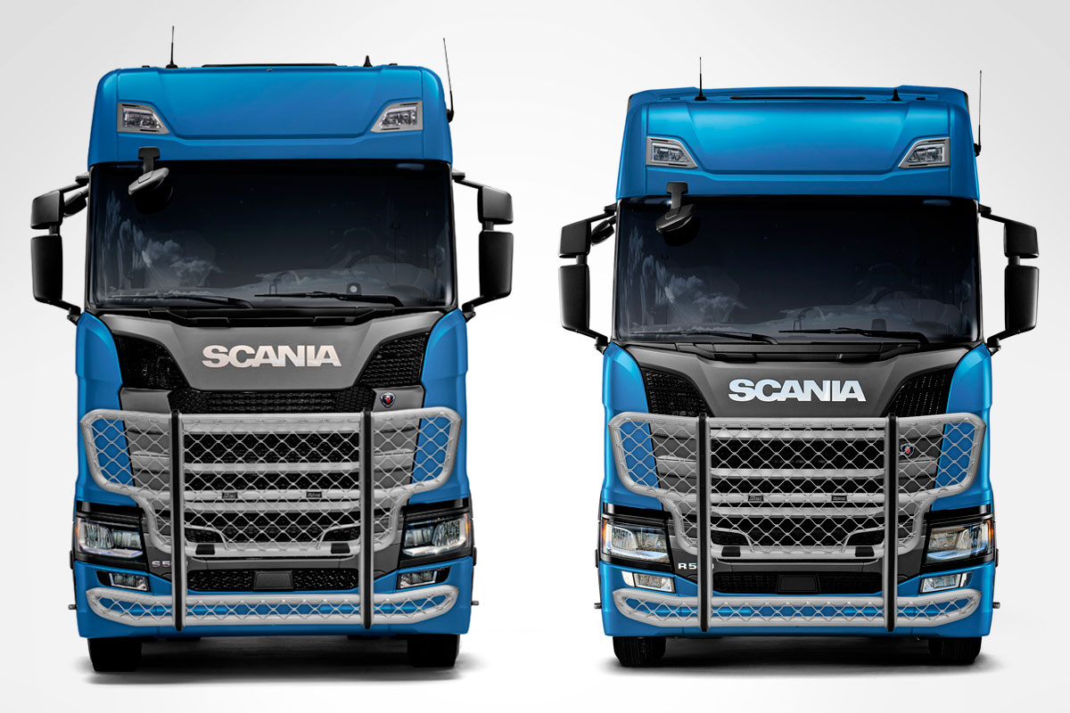 New Trux products for the new Scania - Trux