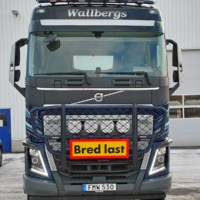 Offroad,B16-4T,Top-Bar,G16-6,Volvo FH4 BUMP-HD-Glob,blixtljus,warning lights,blå,blue