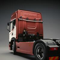 P24-2,Trux Rear Light-Bar,Nextgen Scania G High,New Scania G High,red,röd,3D
