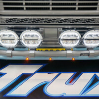 Top-Bar,G16-4,Trux X-Light,H16-5,Trux rear Light-Bar,P16-2,Trux U-Bar,L16-2,Trux Sideliner,S1,Volvo FH4-Glob-XL,Guldager,lackerad,lacquered,