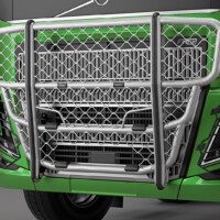 B16-2,Trux Offroad,Volvo FH 2020,Glob XL,FH16,grön,green,3D