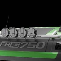 G16-6,Trux Top-Bar,Volvo FH 2020,Glob XL,FH16,grön,green,3D