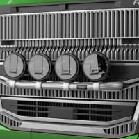 H16-4,Trux X-Bar,Volvo FH 2020,Glob XL,FH16,grön,green,3D
