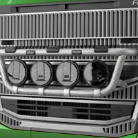 K16-3,Trux X-Light,Volvo FH 2020,Glob XL,FH16,grön,green,3D