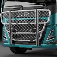 B16-3,Trux Offroad,Volvo FM 2021,Glob,blå,blue,3D