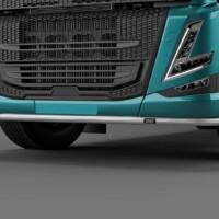 L16-2,Trux U-Bar,Volvo FM 2021,Glob,blå,blue,3D