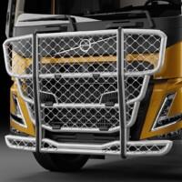 A16-3,Trux Highway,Volvo FM 2021 SLP,Low,gul,yellow,3D