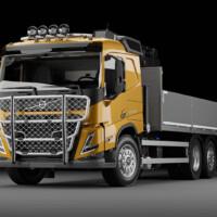 B16-3,Trux Offroad,G16-2,Trux Top-Bar,Volvo FM 2021,SLP,Low,gul,yellow,3D