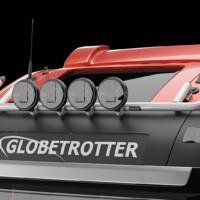 G16-6,Trux Top-Bar,Volvo FH 2020,Glob,red,röd,3D