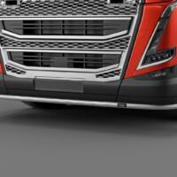 L16-2,Trux U-Bar,Volvo FH 2020,Glob,red,röd,3D