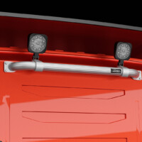 P16-2,Trux Rear Top-Bar,Volvo FH 2020,Glob,red,röd,3D