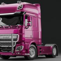 B62-1,Trux Offroad,DAX XF,purple,lila,3D