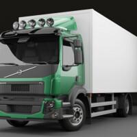 G13-6,Trux Top-Bar,Volvo FL,green,grön,3D